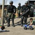 Niños y seguridad militarizada