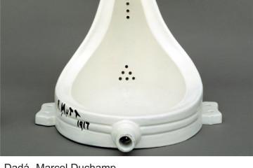 Arte contemporaneo Mutt Duchamp